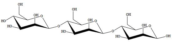 Megazyme 甘露三糖, Mannotriose, 货号:O-MTR, 50mg, 用于研究、酶生化分析和体外诊断分析。