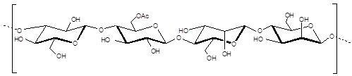 半乳糖醛酸 DP2; Galacturonan oligosaccharides DP2, α(1-4) 链接 D-半乳糖醛酸寡糖,聚合度2,由半乳糖醛酸聚糖水解制备。 钠盐。货号:GAT122
