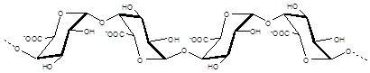低甲基化半乳糖醛酸聚糖,苹果来源(钠盐) Galacturonate polysaccharides LM from apple (sodium salt), 低甲基化 α(1-4)链接D-半乳糖醛酸,从苹果果胶中提取和纯化。钠盐。CASN:[25990-10-7] 。货号:GAT100