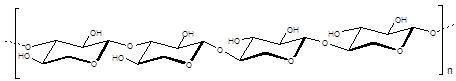 木聚糖,掌状红皮藻来源(Xylan polysaccharide from Palmaria palmata)是从褐藻属掌状红皮藻中提取和纯化的β(1-3)和 β(1-4) D-木糖链聚合物。 β(1-3)/β(1-4)比: 1:4;木糖, ≥98%,由高效阴离子交换色谱检测。货号:XYL100