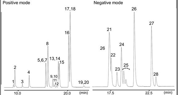 28种农药混标溶液 WQ-3 (166-23893)